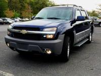 Very clean 2002 Chevrolet avalanche 1500 4*4 V8,5.3L