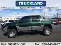 Options:  2002 Chevrolet Avalanche Visit Truckland