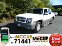 4WD. White Hot! Crew Cab! If you've been longing to get