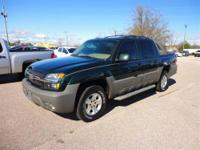 2002 Chevrolet Avalanche Crew Cab Pickup Our Location