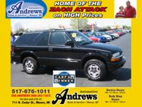 One Owner ! Andrews Automotive Used 2002 Chevrolet