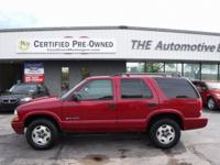 Priced below KBB Fair Purchase Price! 2002 Chevrolet