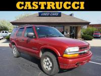 Recent Arrival!  Clean CARFAX.  Maroon 2002 Chevrolet