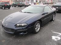 Exterior Color: blue, Body: Coupe, Engine: 5.7L V8 16V
