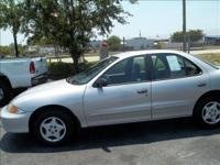 Options Included: N/A2002 CHEVROLET CAVALIER 4DR COLD