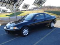 Options Included: 2002 Cavalier 5 Speed, Excellent on