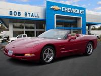 Bob Stall Chevrolet is pleased to offer this. 2002
