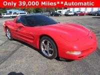 2002 Chevrolet Corvette***Corsa Performance