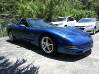 Come see this 2002 Chevrolet Corvette . Its