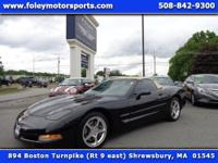 Completely LOADED!! 2002 Chevy Corvette Convertible