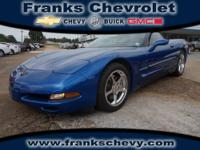 2002 Chevrolet Corvette Convertible Our Location is: