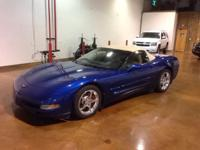 Introducing the 2002 Chevrolet Corvette! It merely