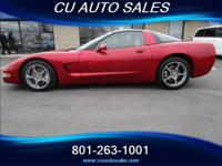CU Auto Sales is pleased to offer this 2002 Chevrolet