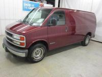 Econoline Cargo Van trim. CLICK NOW! KEY FEATURES