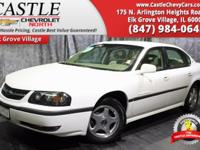CASTLE CHEVY NORTH**ELK GROVE VILLAGE ILLINOIS**A MUST