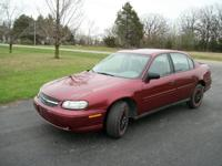 2002 Chevrolet Malibu Classic. This is a very clean