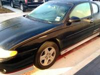 2002 Chevrolet Monte Carlo located in Fort Worth, TX.