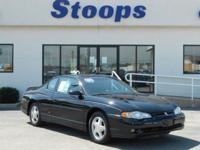 Options Included: N/A2002 Chevrolet Monte Carlo SS with