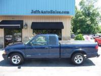 Options Included: N/AThis 2002 Chevrolet S 10 is a very