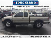 Options:  2002 Chevrolet S10 Pickup Visit Truckland
