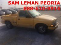 Options:  2002 Chevrolet S-10 Pickup Ls Clean Carfax.