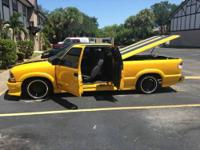 I am selling my 2002 Chevrolet S10 Xtreme extended cab