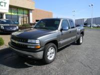 Options Included: N/AThis 2002 Chevrolet Silverado 1500