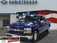 2002+Chevrolet+Silverado+1500+LS+In+Indigo+Blue+Metalli