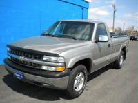 Options Included: N/AThis Pewter LS Z71 Off-Road