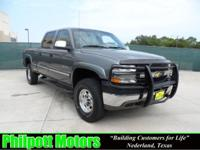 Options Included: N/A2002 Chevy Silverado 2500HD, gray