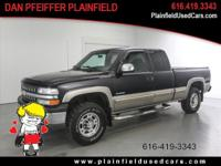 Options:  2002 Chevrolet Silverado 2500 Ls|4Dr Extended