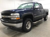 Options:  2002 Chevrolet Silverado 2500Hd Ls|Recent