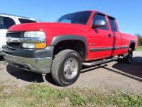 Options:  2002 Chevrolet Silverado 2500Hd