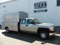 Good Running Diesel Truck With Only 83K Miles. Detailed