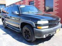 Sturdy and dependable, this Used 2002 Chevrolet