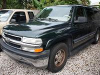 Options:  2002 Chevrolet Suburban 1500|Attention!!!