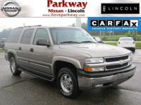 Options Included: 2nd Row Bench Seat, 4-Wheel ABS,
