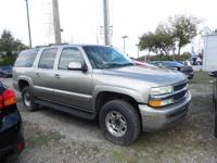 This outstanding example of a 2002 Chevrolet Suburban