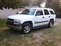 2002 Chevrolet Tahoe 1500 SUV LS Style CD player AC