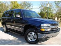 Excellent condition 2002 Chevy Tahoe, 132k miles.