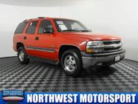 Clean Carfax SUV with Power Options!  Options:  Rear