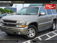 This 2002 Chevrolet Tahoe 4dr 4dr 1500 4WD Z71 features