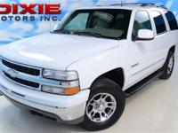 2002 Chevrolet Tahoe LT 4wd Call or text Nick Parker at