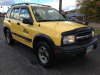 I am posting this Extra Clean, Low Mileage, Tracker for