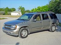 Low Miles!! Loaded 2002 Chevrolet Trailblazer EXT 7