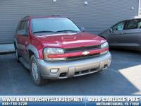 Check out this 2002 Chevrolet TrailBlazer . Its