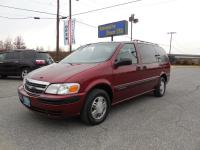 2002 CHEVROLET VENTURE LS GAS 3.4 L V6 WITH 4 SPEED