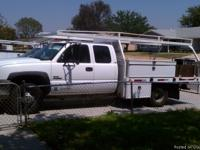 2004 Chevy 3500 4 door Ext. Cab TURBO Diesel.