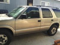 4 wheel drv good cond must sell or trade quick