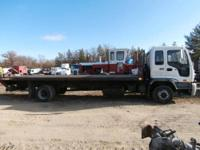 2002 Chevy C3500-HD box cargo truck w/ lift gate. Truck